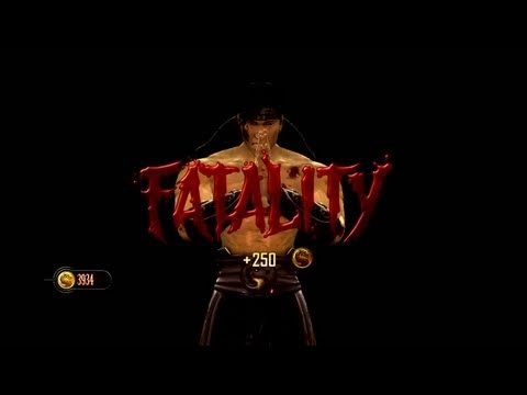 Mortal Kombat 9 - Fatalities 1 (Scorpion, Liu Kang, Kung Lao, Sub-Zero, Sindel)