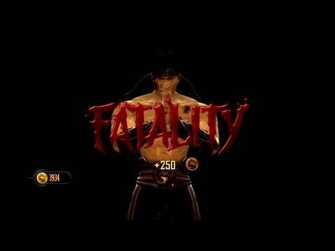 Achievement Hunter: Mortal Kombat 9 - Fatalities 1 (Scorpion, Liu Kang, Kung Lao, Sub-Zero, Sindel)