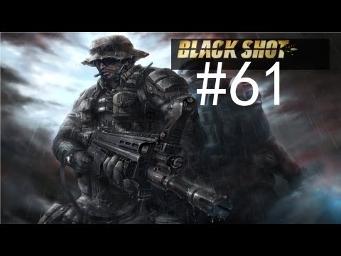 BlackShot #61 I must Survive in Xitang!! Nobody care?