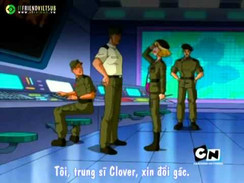 Totally Spies - Phim Hoạt hình ba nữ thám tử Phần 1 Tập 11