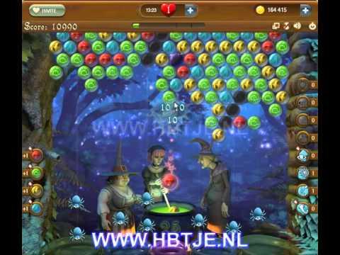 Bubble Witch Saga level 80
