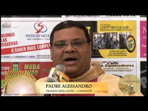 Cerco de Jericó 2015 - Entrevista - Padre Alessandro - 05/01/2015
