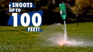 AquaPod Water Bottle Rocket