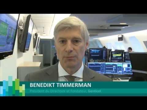 Introduction en bourse de Genticel sur le marche reglemente d'Euronext Paris