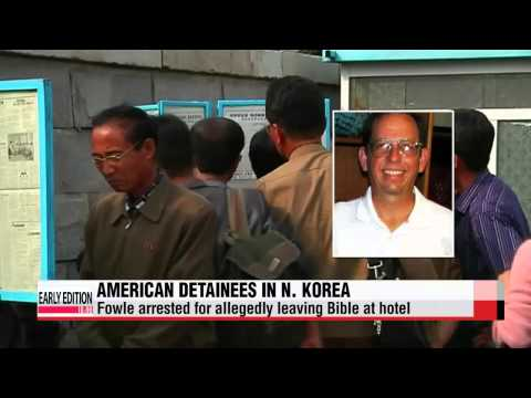 North Korea to put two American detainees on trial