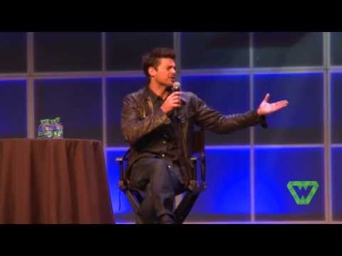 Karl Urban - SLC Comic Con FanX 2014