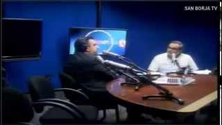 Entrevista a Santiago Cueto en Radio San Borja