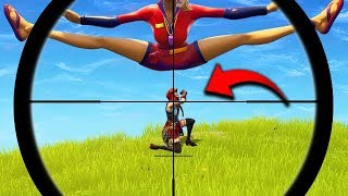 *UNLUCKIEST* PLAYER EVER! - Fortnite Funny Fails and WTF Moments! #369