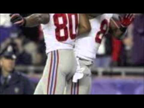 NFL-NYG Antrel Rolle Interview - Sports Reporter : Natalie Arias
