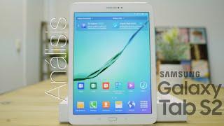 Análisis Galaxy Tab S2