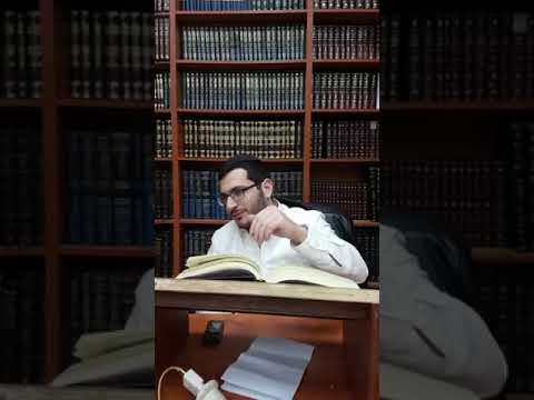 Rav Shemoel TAIB Faut il habiter en Israel ?