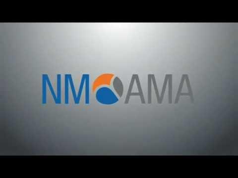 NMAMA new logo & rebranding 2009