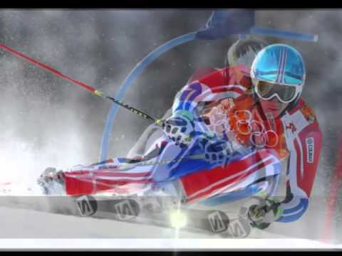 U.S. Ted Ligety Wins Gold Medal In Olympic Giant Slalom
