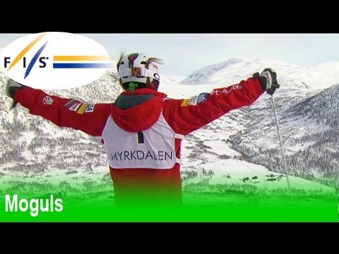 2013 Voss/Oslo FIS Freestyle World Ski Championships ladies' moguls finals