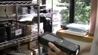 Barcode Scanning Functionality For Warehouse Operations