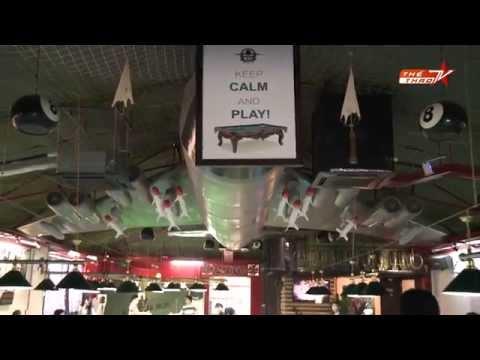 ThethaoTV - Quán bi-a B52 với phong cách quân đội