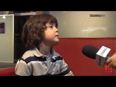 TV jaja - Siedmioletni Kacperek opowiada o tym jak dostał się do serialu Rodzinka.pl
