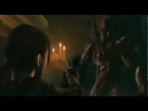 RESIDENT EVIL REVELATIONS - fan made Music Video - RE movie soundtrack by Marilyn Manson