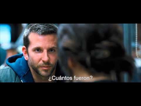 Los Juegos del Destino (Silver Linings Playbook) - Trailer oficial subtitulado [HD]
