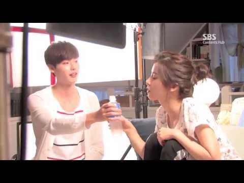[I Hear Your Voice BTS] Lee Jong Suk & Lee Bo Young Ep.5
