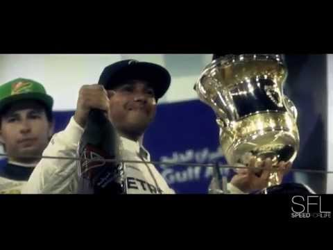 F1 2014 Bahrain Grand Prix - Night Of The Hunter