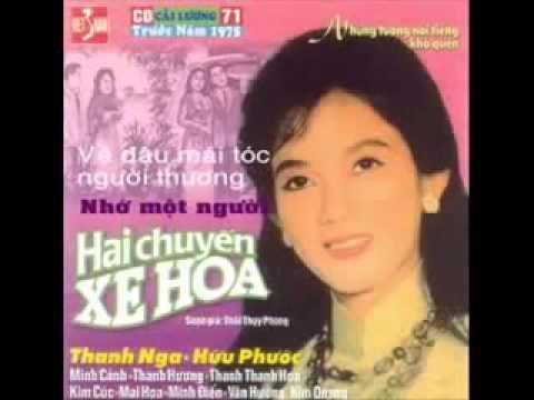 THANH NGA-những Tuyệt Phẩm cải lương hay nhất trước năm 1975