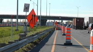 [Solar powered, remotely controlled dynamic roadway signage syste] Video