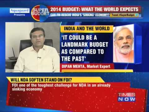 Super Budget: World's eye on India - Full Episode