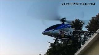Double Horse 9104 Helicopter 3 Channel Single Rotor RC