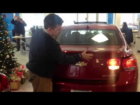 2014 Chevrolet Malibu Trunk Release Feature from Marty