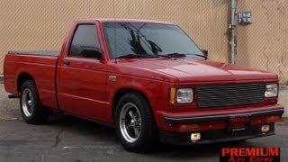 1990 Chevrolet S-10 Pickup