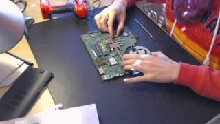 Asus X54h K54l Laptop Power Jack Repair Socket Input Port