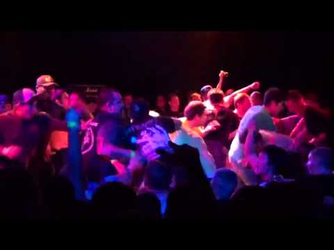 "CRO MAGS  ""HARDTIMES"" @ THE ROXY HOLLYWOOD, CA  (SCION METAL) 10/9/2011"