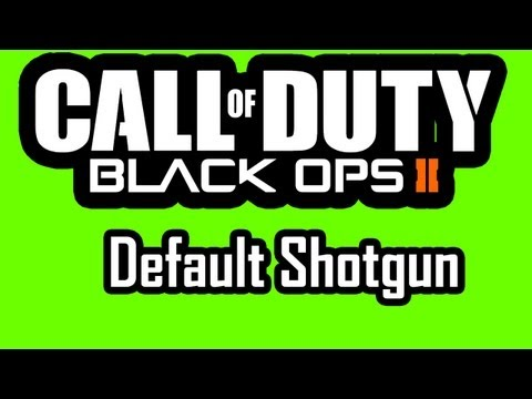 Black Ops 2 - Default Shotgun Class Owning - Call of Duty Black Ops ii