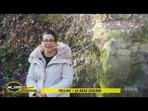 Un_esco con Cristina - Follina - Busa Scalona