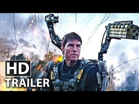 EDGE OF TOMORROW - Trailer (Deutsch | German) | HD