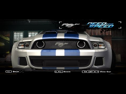 2013 Ford Mustang Gt (nfs Movie Ed.)