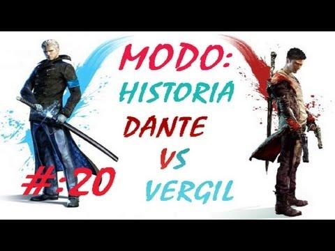 Devil may Cry 5 en Español - Modo Historia: Fin - Mision: 20 | Dante VS Vergil - Final Boss