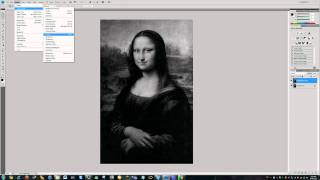 How To Trace An Image In Adobe Photoshop CS4 Extended