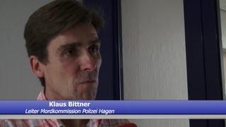 NRWspot.de | PK O-Ton Klaus Bittner Mordkommission Polizei Hagen