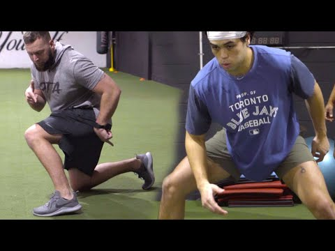 Linear Speed Workout For Baseball Athletes