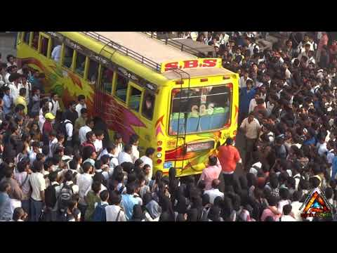 [Agnitus 2k14] Flash Mob at Thalassery New Bus Stand