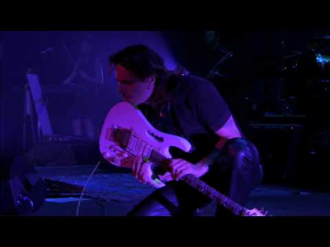 """Dancing In The Abyss"" - Steve Vai New DVD Clip"