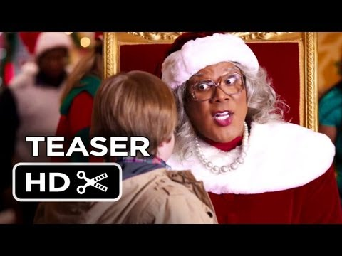 Tyler Perry's A Madea Christmas Official Teaser Trailer #1 (2013) HD
