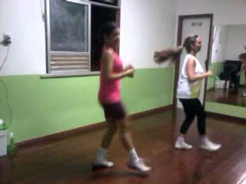 Dançando UISMINOFAY - Pagodart  ( em Academia Demarques)