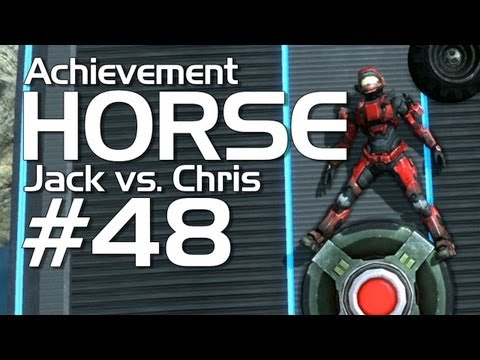 Halo: Reach - Achievement Horse #48 (Chris vs. Jack)