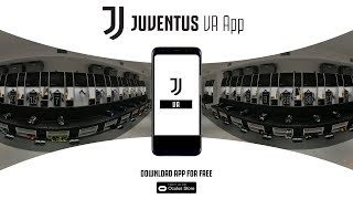 Juventus VR: Experience Our World in 360°