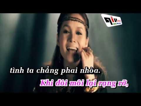 Karaoke Tình Yêu Màu Nắng  Bigdaddy ft Đoàn Thúy Trang Full