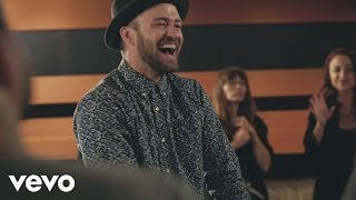 Justin Timberlake - CAN'T STOP THE FEELING! (First Listen: Trolls Cast)