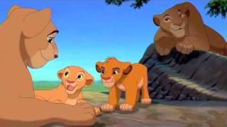 Lion King Bath Time Collab Fandub